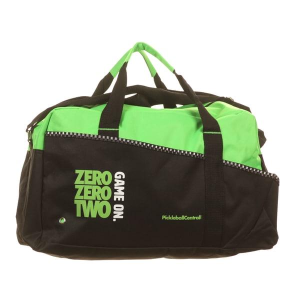PickleballCentral Lime Green Game On Duffle Bag