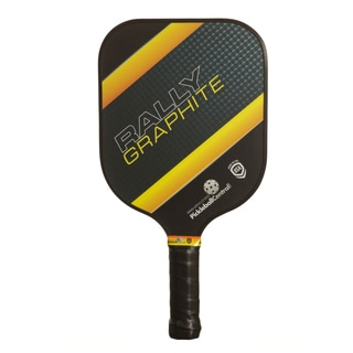 PickleballCentral Yellow Rally Graphite Paddle