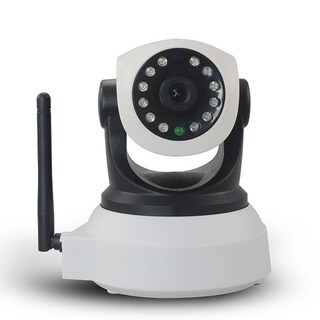 iPM 720P HD IP Camera with Wifi Network, Night Vision, Two-Way Audio, and Pan/Tilt