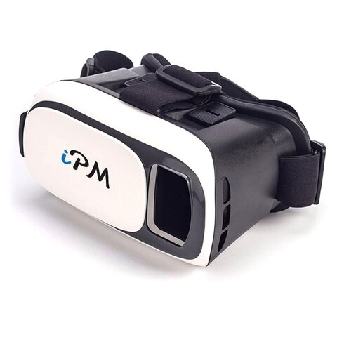 iPM 3-D Virtual Reality Glasses with Bluetooth Remote Control for iPhone & Android