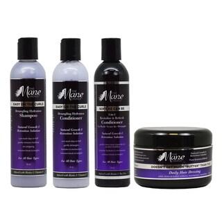 The Mane Choice 4-piece Hair Care Set