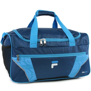 Fila Drone Small Travel Gym Sport Duffel Bag
