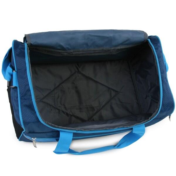 Shop Fila Drone Small Travel Gym Sport Duffel Bag - Free Shipping On ... 04524cad54b48