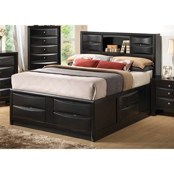 Coaster Company Briana Black Storage Bed