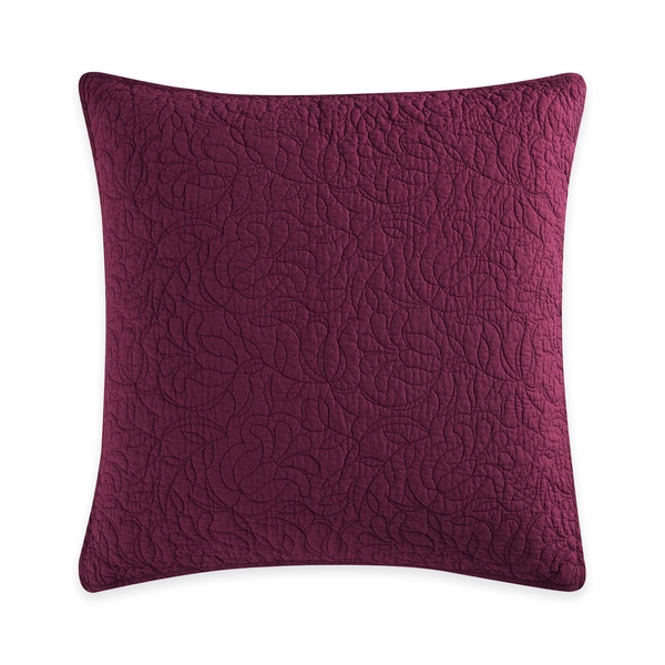 Poetic Wanderlust by Tracy Porter Gigi Damask European Sham