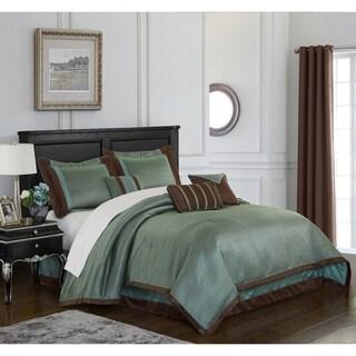 Nanshing Tobey 7-piece Jacquard Comforter Set