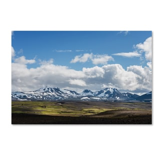 Philippe Sainte-Laudy 'Empire of the Clouds' Canvas Art