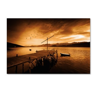 Philippe Sainte-Laudy 'Different World' Canvas Art