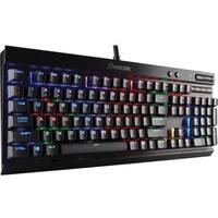 Corsair K70 LUX RGB Mechanical Gaming Keyboard - Cherry MX RGB Red