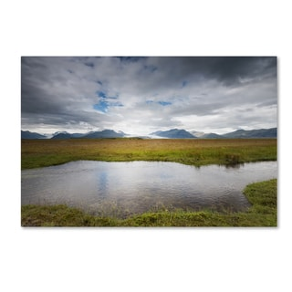 Philippe Sainte-Laudy 'Coming to Light' Canvas Art