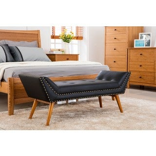 Porthos Home Tyler Upholstered Bench