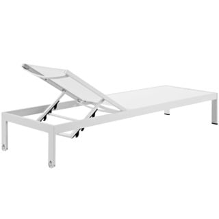Beach Outdoor Patio Aluminum Chaise