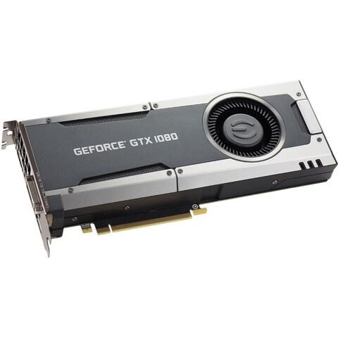 EVGA GeForce GTX 1080 Graphic Card - 1.61 GHz Core - 1.73 GHz Boost C