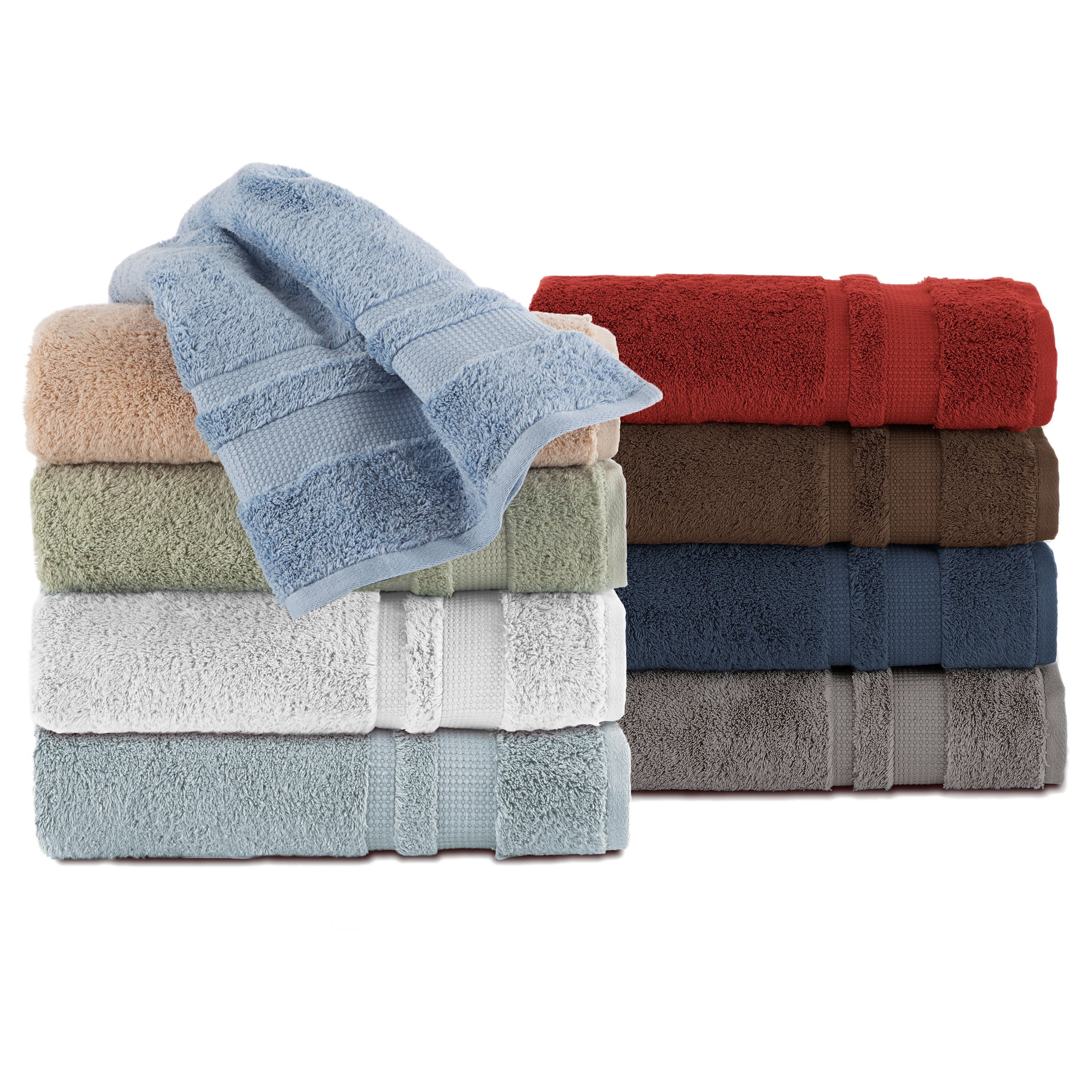 Gracewood Hollow Kurt Luxe 6-piece Towel Set