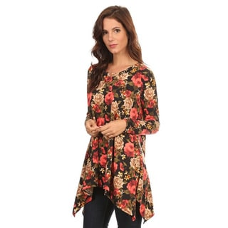 Women's Floral Tunic