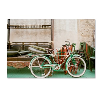 Ariane Moshayedi 'Vintage Bike' Canvas Art