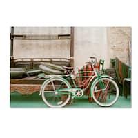 Ariane Moshayedi 'Vintage Bike' Canvas Art