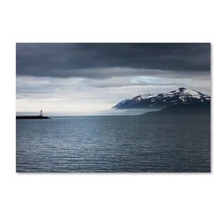 Philippe Sainte-Laudy 'I Walk the Line' Canvas Art