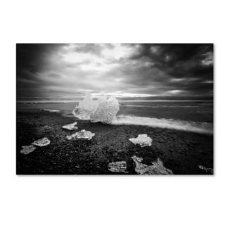 Philippe Sainte-Laudy 'Ice World' Canvas Art