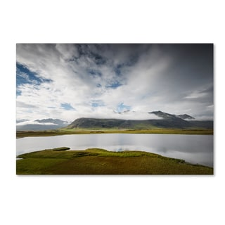 Philippe Sainte-Laudy 'Jump in the Clouds' Canvas Art