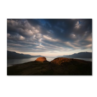 Philippe Sainte-Laudy 'Last Light' Canvas Art