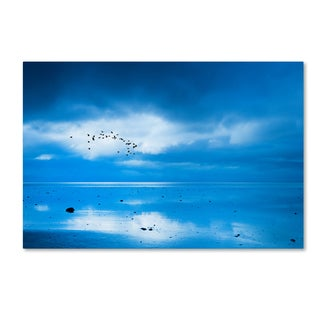Philippe Sainte-Laudy 'Mirror of the Soul' Canvas Art