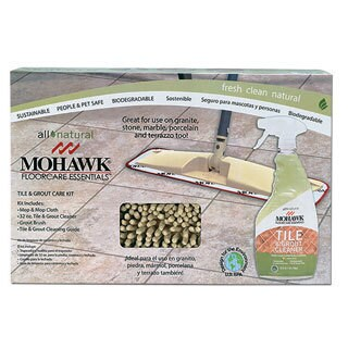 Mohawk Home FloorCare Essentials Tile and Grout Care Kit