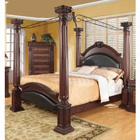 Coaster Company Cherry Four Post Bed