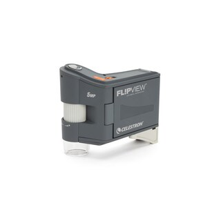 FlipView 5-megapixel LCD Portable Microscope