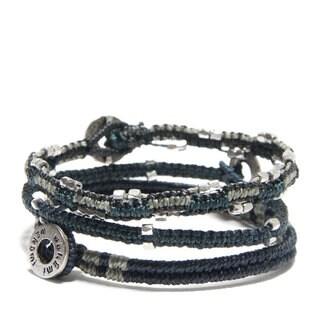 Beaded Wrap Bracelet Set (Guatemala)
