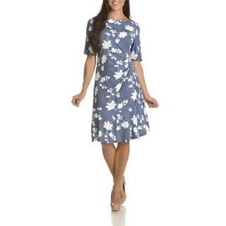 Danillo Boutique Women's Floral Print Dress