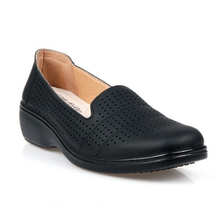 Hotsoles Fuji-02 Perforated Women's Flats