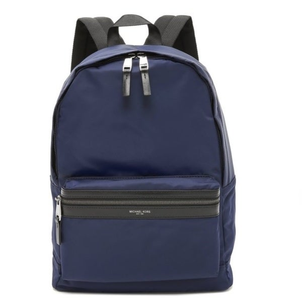 e8a3960f1b6d Shop Michael Kors Men s Kent Backpack - Indigo - Free Shipping Today ...