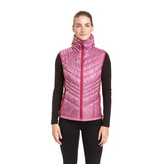 Champion Women's Insulated Polyester Puffer Vest|https://ak1.ostkcdn.com/images/products/12382162/P19205080.jpg?impolicy=medium