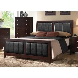 Coaster Company Carlton Cappuccino Bed