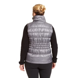 Champion Women's Plus-size Insulated Puffer Vest