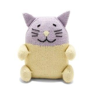 Handmade Chubby Cotton Kitty (Peru)