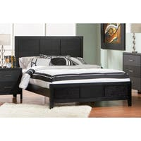 Copper Grove Daintree Grove Black Panel Bed