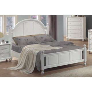 Coaster Company Kayla White Bed