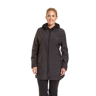 Champion Women's Plus-size Technical 3/4-length All-weather Jacket