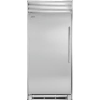 Frigidaire 18.6 cubic foot freezer - Stainless Steel