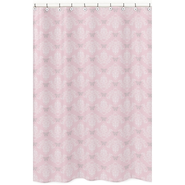 Alexa Shower Curtain
