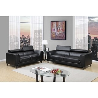 Global Furniture Contemporary Loveseat
