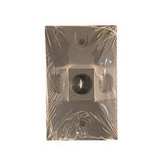 Bell Outdoor 5189-5 Grey Triple Outlet Weatherproof Rectangular Lampholder Cover