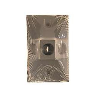 Bell Outdoor 5189-7 Bronze Triple Outlet Weatherproof Rectangular Lampholder Cov