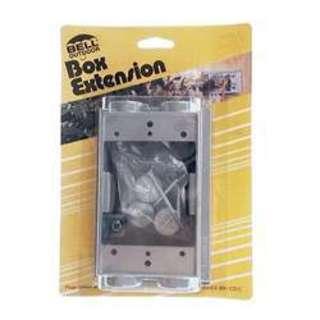 Bell Outdoor 5400-5 Single Gang Weatherproof Box Extension
