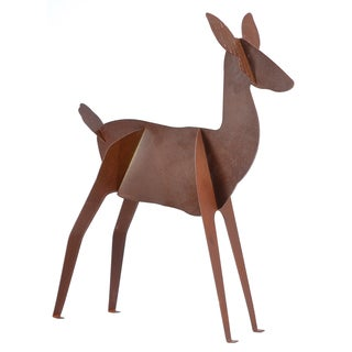 Universal Home and Garden MSDO-60 17-inches L X 4-inches W X 16-inches H Alert Doe