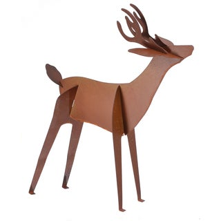 Universal Home and Garden MSBK-61 17-inches L X 4-inches W X 16-inches Buck Testing The Wind