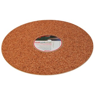 Plastec ECR12 12-inches Cork Mat