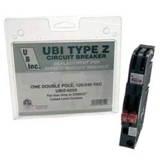 UBI VPKUBIZ0250 50 Amp Dual Pole Thin Circuit Breaker